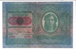 VER111 - IMPERO AUSTRIACO , 100 K Del 1912 . MB - Austria