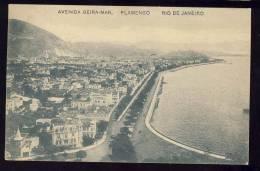 AK   RIO DE JANEIRO   FLAMENGO   1924 - Rio De Janeiro