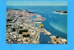 44 Le Croisic : Vue  Générale Aérienne Sur Le Port De PEN-BRON - Le Croisic