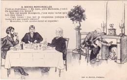 Scènes Morvandelles N°8 - Visite Au Propriétaire - Humour