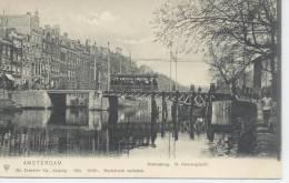 Amsterdam Hortusbrug - Amsterdam
