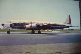 DC 7    EASTERN AIRLINES   N8470 - 1946-....: Moderne