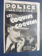 Police 1935 VARACIEUX CHAMBUET YENNE MONTAUBAN - Libri, Riviste, Fumetti