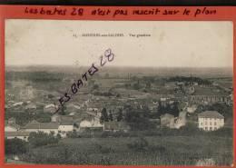 CPA 54, ROSIERES-aux-Salines,   Vue Générale,  Nov 2012 GER-0782 - Sonstige Gemeinden