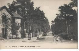 LA BAULE - Entrée Du Bois D'Amour - La Baule-Escoublac