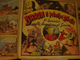 AVVENTURE DI GORDON  1° Serie Del 1957 Dal 1° Al 21° Episodio - 21 Fascicoli Rilegati In Un Unico Volume - Classic (1930-50)