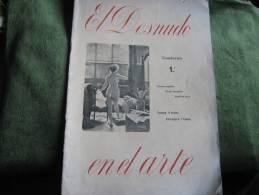 El Desnudo En El Arte Cuaderno 1º - Histoire Et Art