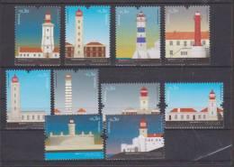 Portugal  2008  Mi.Nr. 3298 / 3307 , Visite.....Portugal - Postfrisch / MNH / Mint (**) - 1910-... République