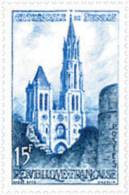 Ref. 121588 * NEW *  - FRANCE . 1958. CATHEDRALS. CATEDRALES - Unused Stamps