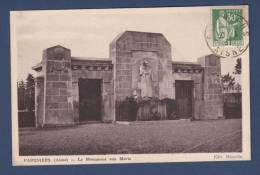 02 - FARGNIERS - Le Monument Aux Morts - Très Bon état - France