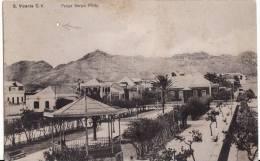 S. VICENTE - Praça Serpa Pinto - CABO VERDE - - Cape Verde