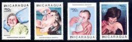 Nicaragua 1987 Children Care - Children´s Welfare Campaign - Nicaragua
