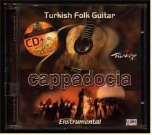 Musik CD -  Cappadocia  - Turkish Folk Guitar - Instrumental - Country & Folk