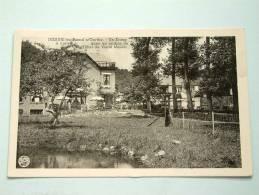 JUZAINE-lez-Bomal S/ Ourthe - Un Etang à Truites H'Hôtel Du Vieux Moulin / Anno 19?? ( Zie Foto Voor Details ) !! - Durbuy