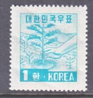 Korea 190   Perf  12 1/2   **   Wnk 257 1953 Issue - Korea, South