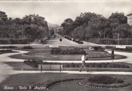 RIMINI 1959 VIALE AMEDEO - Rimini