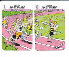 Humour / Humour Sport Athlétisme / Sois Fair-Play ... / Stade Course à Pied Stadium  / IM 86/4 - Vieux Papiers