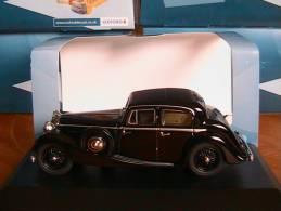 JAGUAR SS 2.5 SALOON BLACK OXFORD JSS002 1/43 NOIRE AUTOMOBILE COMPANY ENGLAND - Cars & 4-wheels