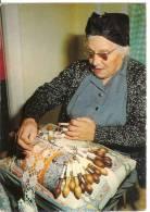Traditions - Vieux Métiers De Chez Nous - La Dentellière - Artisanat