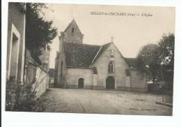 CPA ____ 61 - BELLOU LE TRICHARD ----- L'église - Other Municipalities