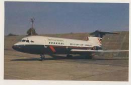 Aviation - British Airways Trident 2E - 1946-....: Modern Era