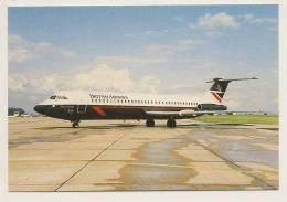 Aviation - British Airways BAC H1-510 - 1946-....: Modern Era