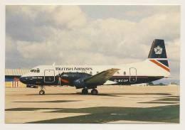 Aviation - British Airways BAE 748-287 - 1946-....: Modern Era