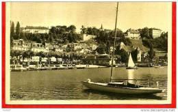 * THONON Les BAINS-Le Port-1948 - Thonon-les-Bains