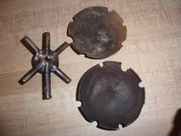 Autre Modèle De Grenade Tortue D´exercice  14-18 N°2 - 1914-18