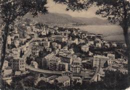 NERVI - GENOVA - PANORAMA VG 1955  BELLA FOTO D´EPOCA ORIGINALE 100% - Genova (Genoa)