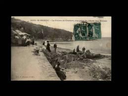 22 - PLERIN - SAINT-LAURENT - La Pointe De Chatern, Vue Prise De L'Anse Aux Moines - 2488 - Plérin / Saint-Laurent-de-la-Mer