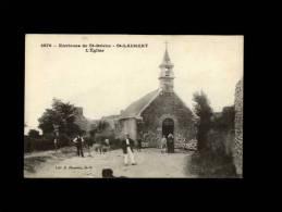 22 - PLERIN - SAINT-LAURENT - L'Eglise - 3878 - Plérin / Saint-Laurent-de-la-Mer