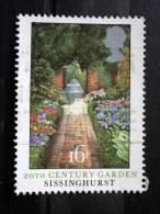 Great Britain - 1983 - Mi.nr.962 - Used - British Gardens - Garden In Sissinghurst, Kent (20th Century) - 1952-.... (Elizabeth II)