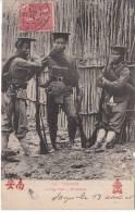 TONKIN. Quang-Yen. Miliciens - Vietnam