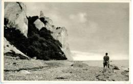 Mon, Möns, Mons Klint,Sommerspiret, Ostsee, Ca. 1950 - Dänemark