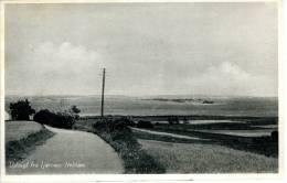 Helnaes, Udsigt Fra Tjornen-Helnaes, Fünen, Kleinen Belt, 1953 - Dänemark