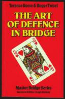 """""""The Art Of Defence In Bridge""""  By  Terence Reese & Roger Trezel.     Indoor Games - Books, Magazines, Comics"""