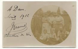 NAMUR-DAVE-CARTE-PHOTO-CARTE PAS ENVOYEE-1912 - Namen