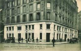 75 PARIS 2e Société Générale 15Bis Rue Du Louvre - Arrondissement: 02