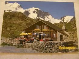 Restaurant Sustenpasshöhe - Meiringen  Susten Pass Berner Oberland     D83604 - Hotels & Gaststätten