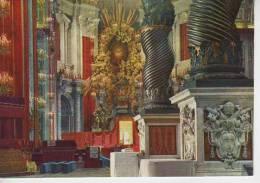 PARTICOLARE DELL´INTERNO DELLA BASILICA DI S. PIETRO  VATICANO  OHL - Vaticaanstad