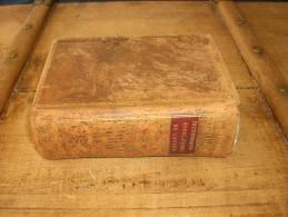 GATTEL Dictionnaire Portatif Espagnol Français 1806 - Dizionari