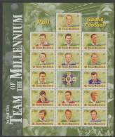 Irland - EIRE (1999)  Yv. 1154/68  /  Soccer - Futbol - Calcio - Football - Altri