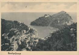 PORTOFINO   -GENOVA-   VG 1955 BELLA FOTO D´EPOCA ORIGINALE 100% - Genova