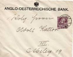 AUTRICHE ENTIER POSTAL PRIVE 1908 - Postwaardestukken