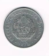 ROEMENIE  5 LEI  1978 - Roumanie