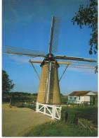 Nederland/Holland, Meliskerke, Korenmolen, Ca. 1995 - Veere