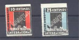 GOMEZ GUILLAMON 1520/21 * - Spanish Civil War Labels