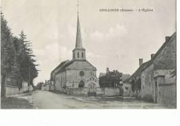 COLLIGIS --l'Eglise - Francia