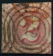 Allemagne Tour Et Taxi (1859) N 10 (o) 2 Ieme Choix - Tour Et Taxis